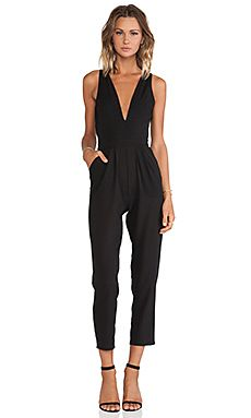 Shop for Lovers + Friends Riley Jumpsuit in Black at REVOLVE. Free 2-3 day shipping and returns, 30 day price match guarantee.