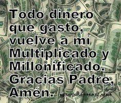 Gracias padre! Amén Namaste