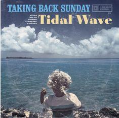 Taking Back Sunday - Tidal Wave on Limited Edition Colored Vinyl 2LP + Download September 16 2016 Pre-order