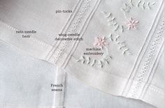 Seriously great blog post on doing Machine Embroidery on Delicate fabrics. #MachineEmbroidery #SulkyThreads