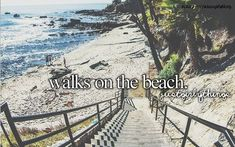 just girly things! Gosh I need a walk on the beach
