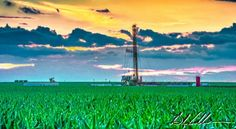 Bob Callender - Field of Dreams Oilfield, Midland Texas,  West Texas