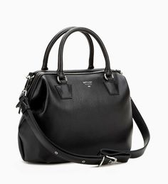 Matt and Nat Malone black vegan bag