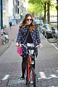 Biking in Amsterdam is a Must! Postcards From Amsterdam: Part Two