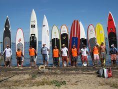 SUP (Stand Up Paddling) – гребля на доске стоя, или новый вид активного отдыха на воде, который покорил весь мир