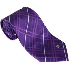 fd82be7210e4 Kansas State Wildcats Purple Oxford Woven Tie