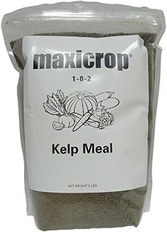 Maxicrop 5000 Kelp Meal, 5-Pounds -- Check out the image by visiting the link.