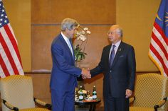 Kerry urges Asia to boost anti-Islamic State push