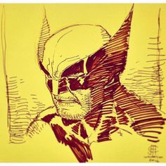 Awesome Art Picks: Harley Quinn, Jyn Erso, Doctor Strange, and More - Comic Vine Wolverine Comics, Marvel Comics, Comic Book Artists, Comic Artist, Comic Books, Doctor Strange, Comic Character, X Men, Cool Art