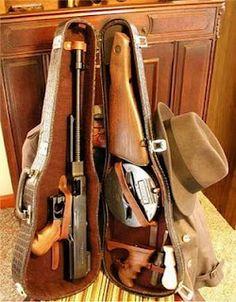machine gun ronnie thompson