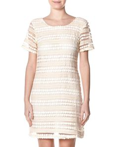 LOUCHE DRESS http://www.surfstitch.com/eu/en/product/louche-brook-dress-cream-BROCRE #louche #dress #party #holiday #season #new #year #christmas #nye #cream #beige #winter #surfstitch #2013