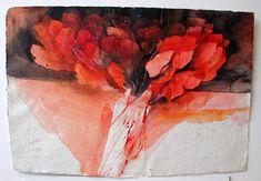 """Almbauer """"Blumen in Vase"""""""
