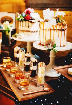 Whiskey Tasting Bachelorette Party Inspiration | Green Wedding Shoes | Weddings, Fashion, Lifestyle + Trave