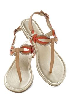 ModCloth Breeze Sandal