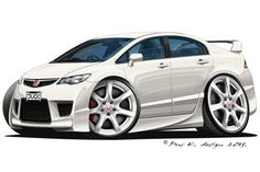 HONDA Civic Sedan Type R