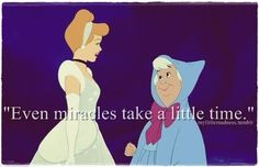 Miracles Cinderella #quote