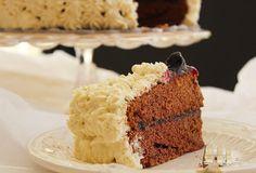 Cozinhadaduxa: World Baking Day - Bolo de Chocolate com Frutos Vermelhos