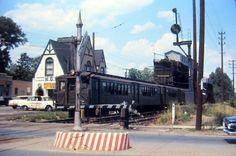 New Dorp SIRT Station 1965