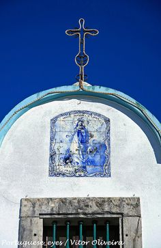 Igreja de Nossa Senhora da Ajuda - Ramalhal - Portugal by Portuguese_eyes, via Flickr