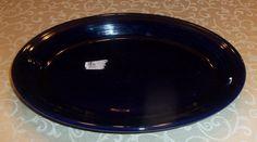 Fiesta 13-5/8-Inch Oval Platter, Cobalt  #Fiesta