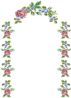 Diy And Crafts, Cross Stitch, Pink Tablecloth, Vestidos, Roses, Table Runners, Border Tiles, Towels, Table Linens