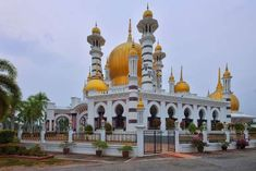 """مسجد عبيدة ، كوالا كانغسار """"ماليزيا"""""""