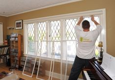 interior-storm-windows-installation Indow windows, for a tight seal against winter drafts