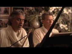 Andrea Bocelli - White Christmas with David Foster