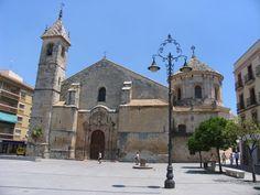 Córdoba Lucena Iglesia de San Mateo