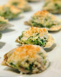 The Darby's Oysters Rockefeller - Martha Stewart Recipes
