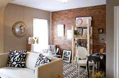 Apartment Therapy.com- tons of ideas for small spaces
