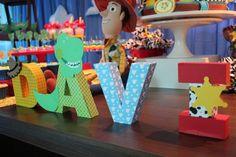 Meu Dia D - 3 anos Davi - Toy Story (6)