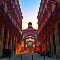 L'antic Mercat del Born. #Barcelona #Catalunya