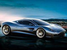 The Aston Martin DBC concept designed by Samir Sadikhov from Azerbaijan, who has a great portfolio you're probably already familiar. The Aston Martin mid-engine DBC concept is sleeker and more powerful-looking than: Aston Martin Cars, Aston Martin Vanquish, New Sports Cars, Super Sport Cars, Super Car, Mclaren P1, Koenigsegg, Bugatti Veyron, Wallpaper Magic
