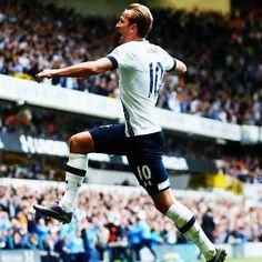 Harry Kane registra 11 goles en los últimos 13 partidos que ha disputado en la Premier con Tottenham. Consolidación.