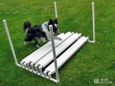 instant agility - lots of DIY instructions and tips!