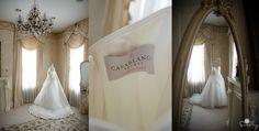 Absolutely stunning!    Venue: Historic McFarland House; Martinsburg, WV http://historicmcfarlandhouse.com/  Dress: Casablanca Bridal  https://www.casablancabridal.com/  Photography: Swadley Studio http://www.swadleystudio.com/
