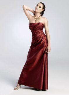 Strapless taffeta home coming dress with empire waist  Read More:    http://weddingspurple.com/index.php?r=strapless-taffeta-home-coming-dress-with-empire-waist.html