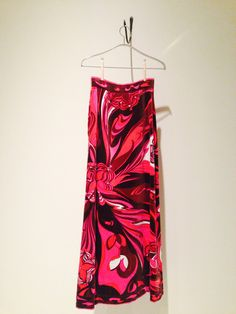 Emilio Pucci Full-Length Skirt 1970-1975