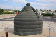 Rotonda de la Michelina (Ceutí, Murcia)