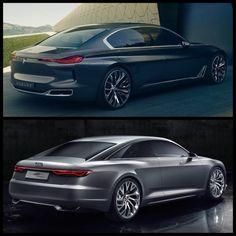 Bild Vergleich BMW Vision Future Luxury Audi Prologue Concept 02 750x750 Photo Comparison: Audi Prologue Concept vs BMW Vision Future Luxury