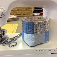 crazy mom quilts: retreat sewing