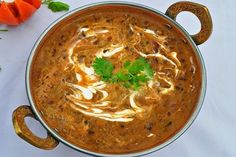 Mouth-Watering Dal Makhani Dal Makhani Recipe is a famous North-Indian dish. It is a mixed dal curry usually prepared with lots of cream and butter.check out details here: http://goo.gl/1fhu5K
