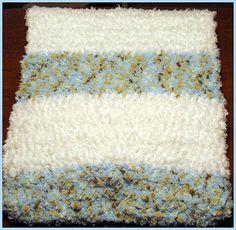 The Softest Baby Blanket You'll Ever Crochet - Sparkles of Sunshine Crochet Baby Blanket Free Pattern, Crochet Granny Square Afghan, Easy Crochet Blanket, Baby Afghan Crochet, Baby Afghans, Baby Knitting Patterns, Crochet Patterns, Ripple Afghan, Afghan Patterns