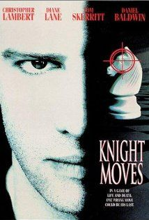 Knight Moves diane lane, knights, 1992, knight move, films, favourit movi, favorit movi, chess grandmast, medium