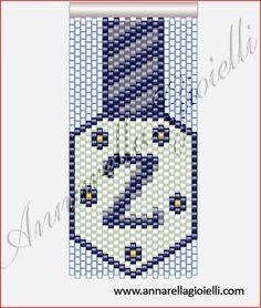 Peyote Z pattern