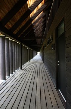 Outside Nørre Vosborg By Arkitema Architects