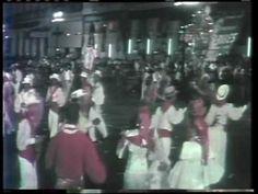 Pat 4/8; CARNAVALES DE LA HABANA EN LOS 50s.Reyna del carnaval y sus damas de honor;Carrozas y  Comparzas:La Quimona;Las Jardineras;Las Boyeras.....  Musica:Congas de Carnaval;Jota Aragonesa,participacion de la comunidad espanola y china,publico en general,palco presidencial....