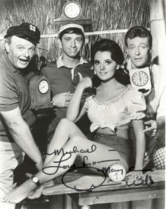 Gilligan's Island-- loved this show!