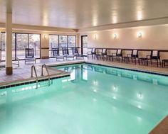 Hampton Inn Boulder/Louisville Hotel, CO - Indoor Pool